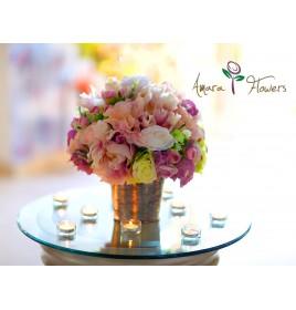 Table Floral Banquet