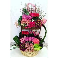 Flowers Bouquet 002